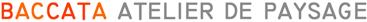 Baccata Atelier de paysage Logo